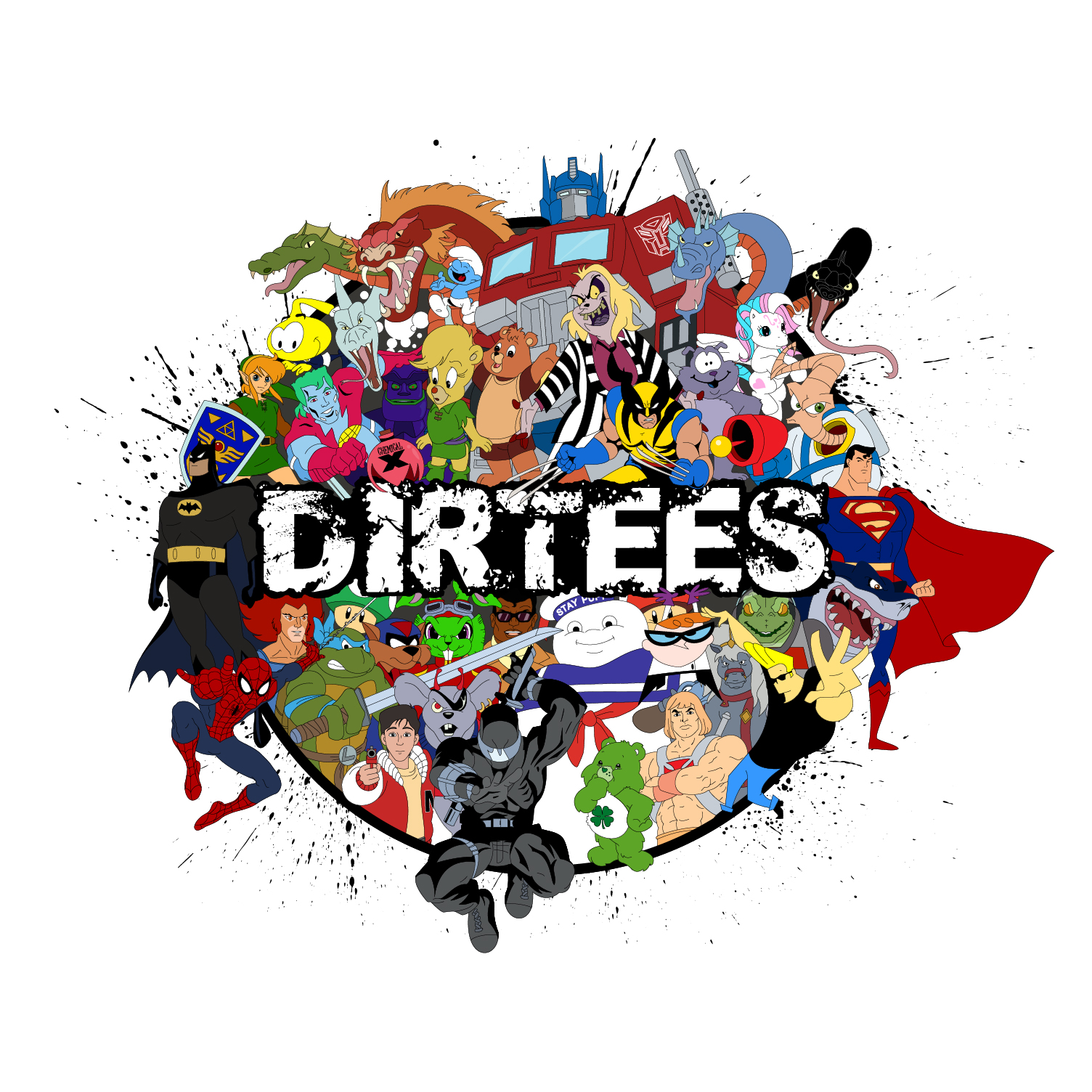 Dirtees